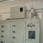 Industrijska transformatorska postaja, NN stikalni blok