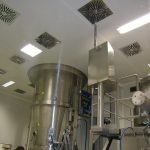Električne inštalacije v farmacevtski proizvodnji