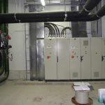 Elektro razdelilnik v energetski strojnici