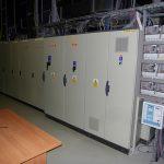 Elektro razdelilniki, stikalni in krmilni bloki, omare