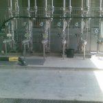 Masni merilniki pretoka, merilno regulacijska oprema
