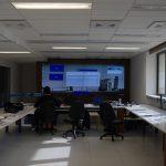 Kontrolna soba tehničnih prostorov