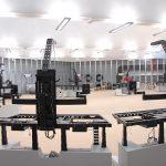 Gradnja osrednjega prostora kontrolorjev zračnega prometa